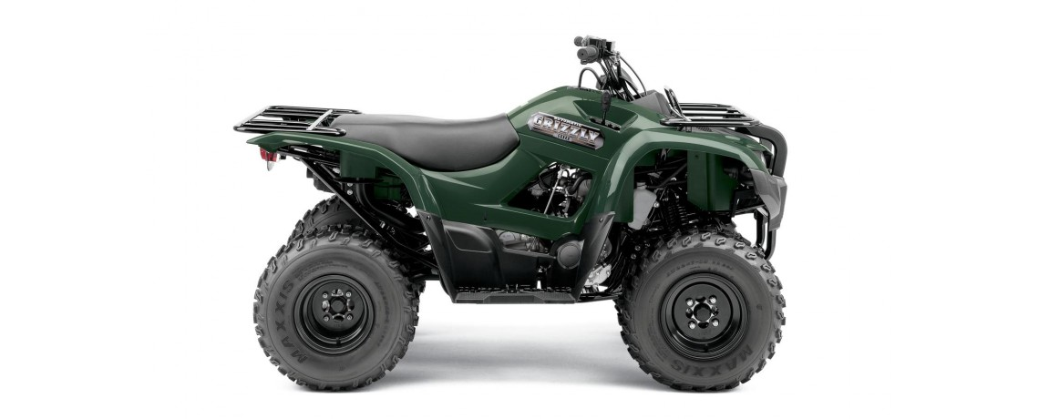 YFM 350 GRIZZLY
